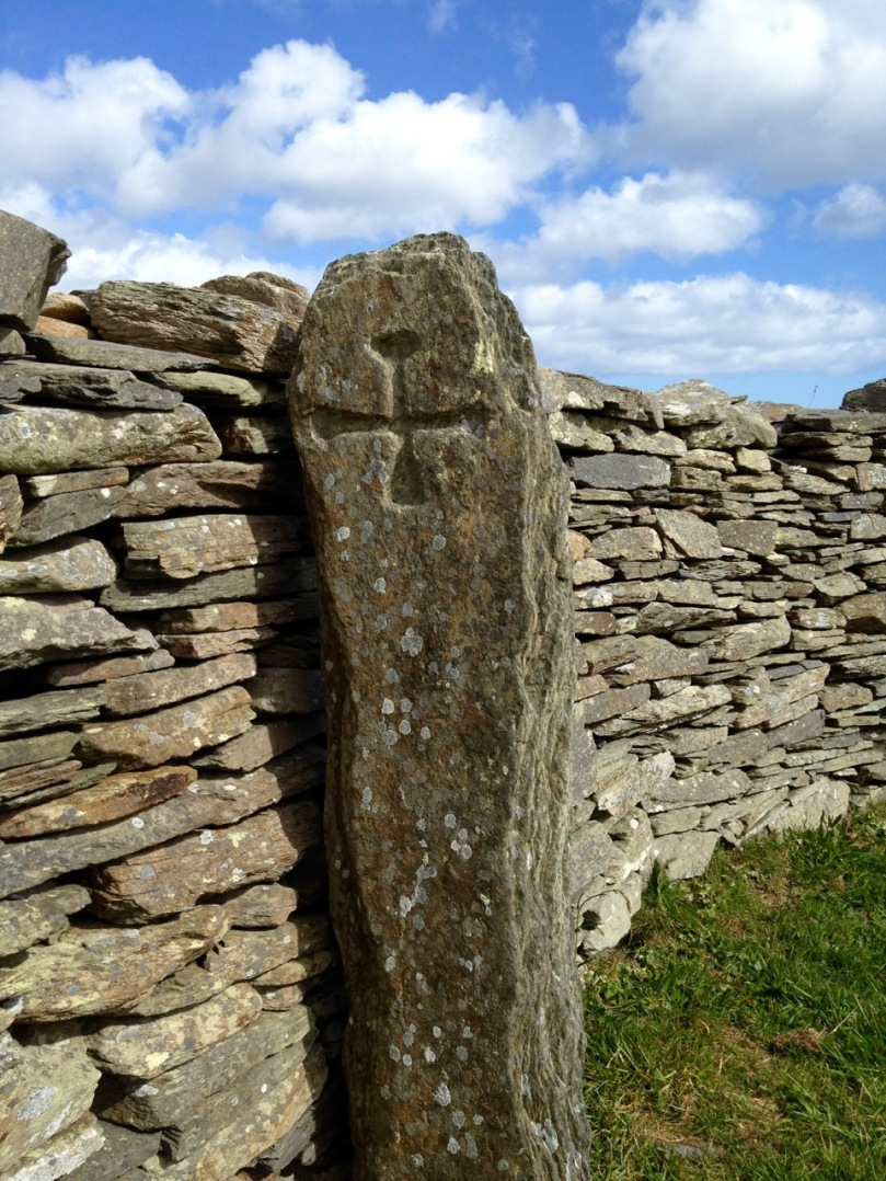 Knockdrum cross slab