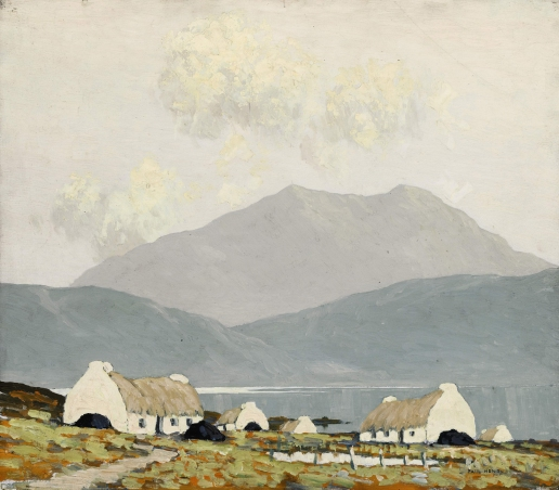 Paul Henry Killary Bay jpg