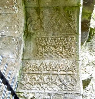Ballinacarriga carvings