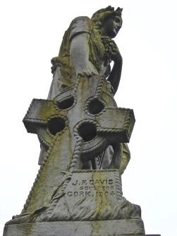 Maid of Eireann herself