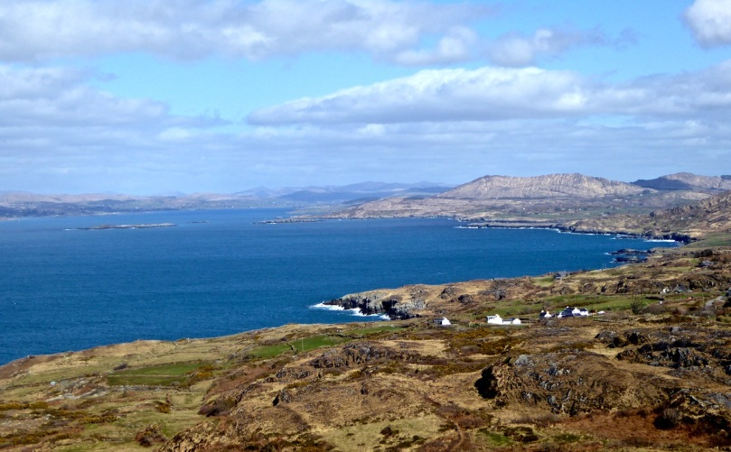 The North Side of the Mizen - so beautiful and so few people
