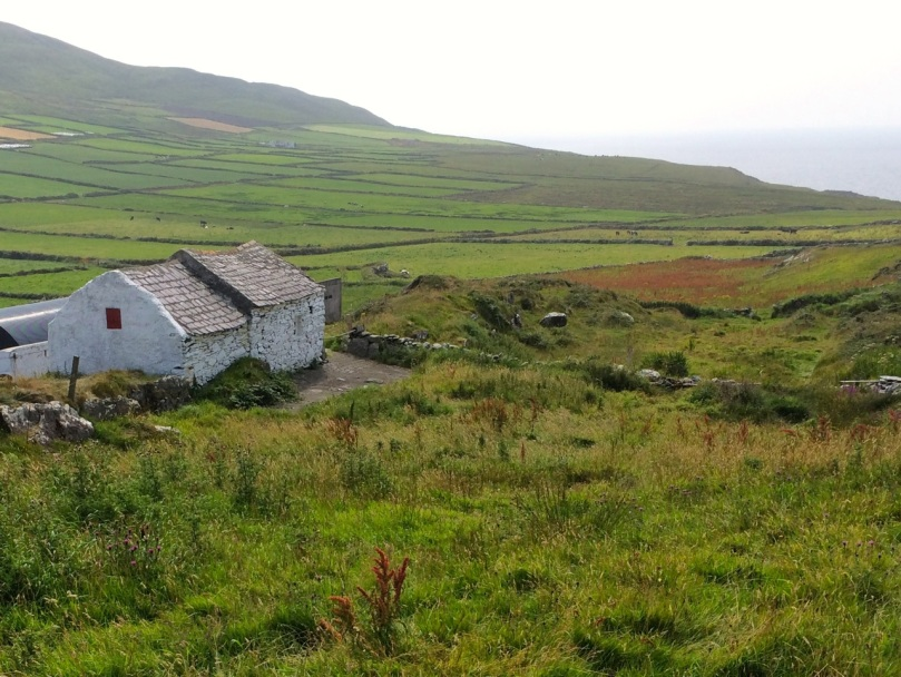 Near Dunlough Bay, on the way to Three Castle Head