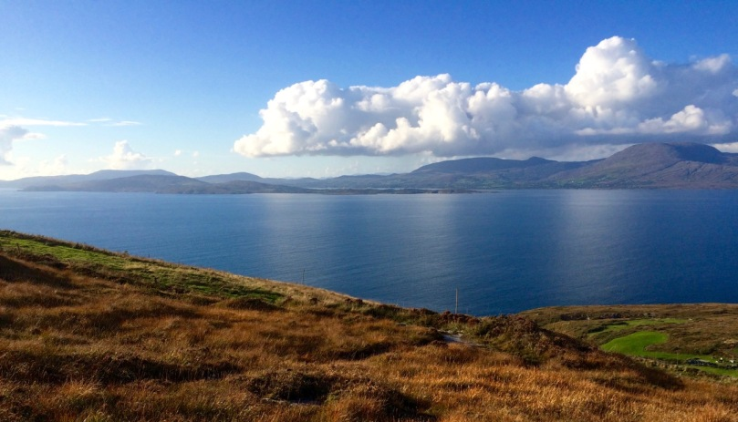 The Beara, from the Sheep's Head
