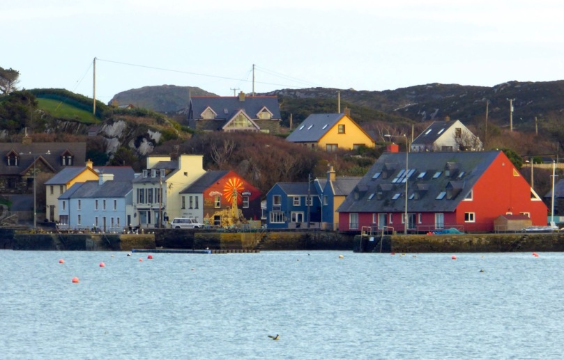 Crookhaven in winter sunlight