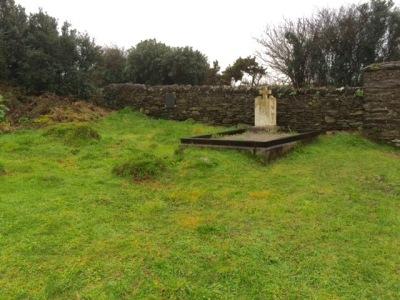 McGrath grave