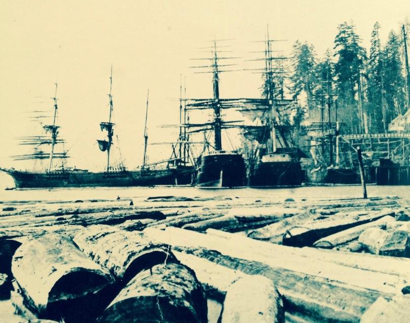 moodyville, burrard inlet 1872