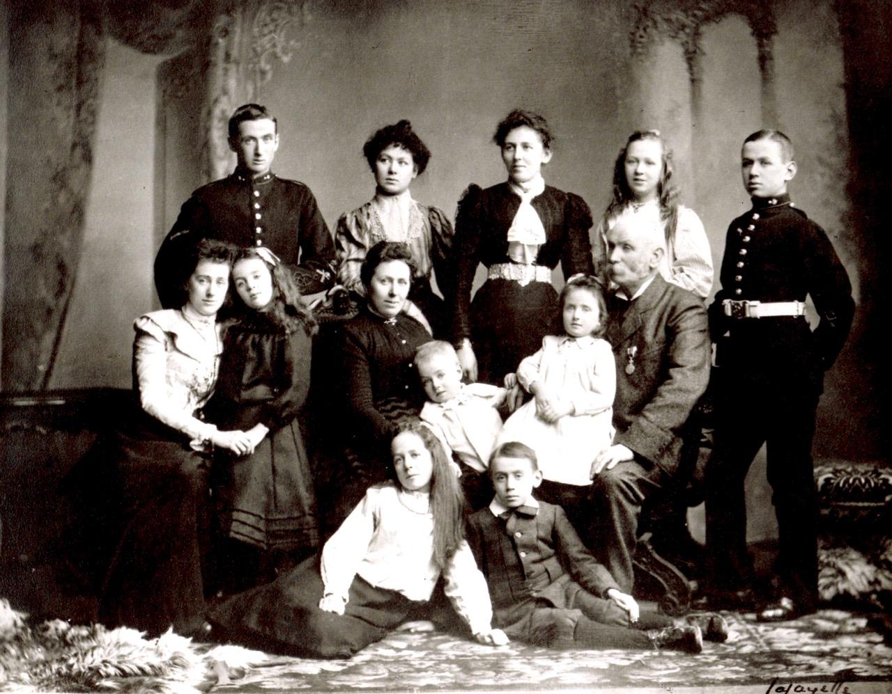 Brabazon Family c.1898-1900 (1)