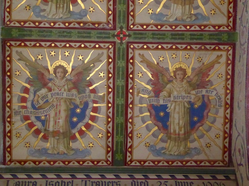 Chancel Ceiling