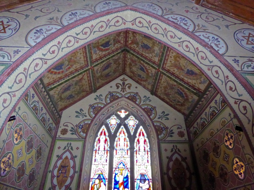 East Window and Apse