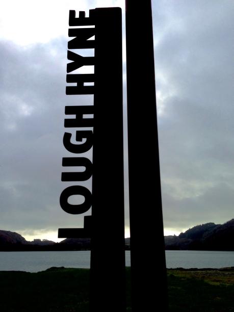 Hyne sign