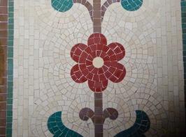 Mosaic detail 2