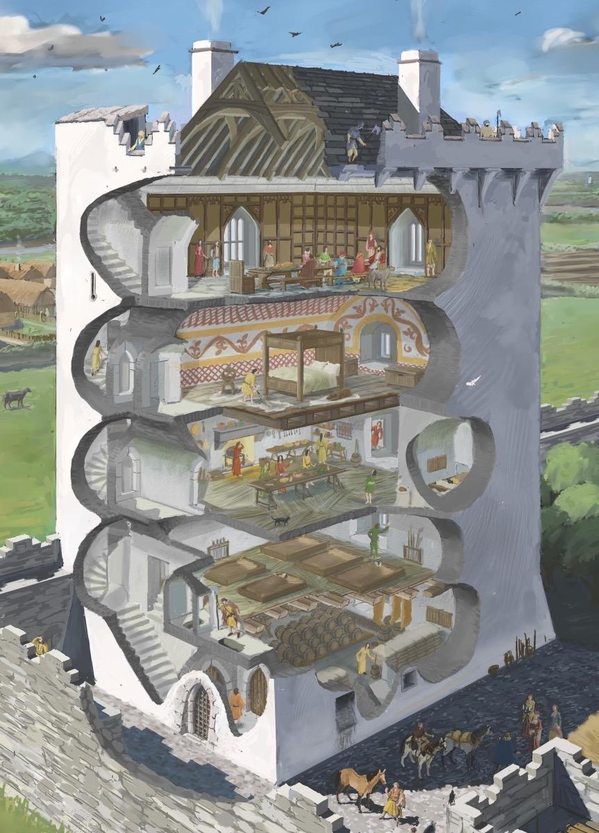TowerInterio65-Internal