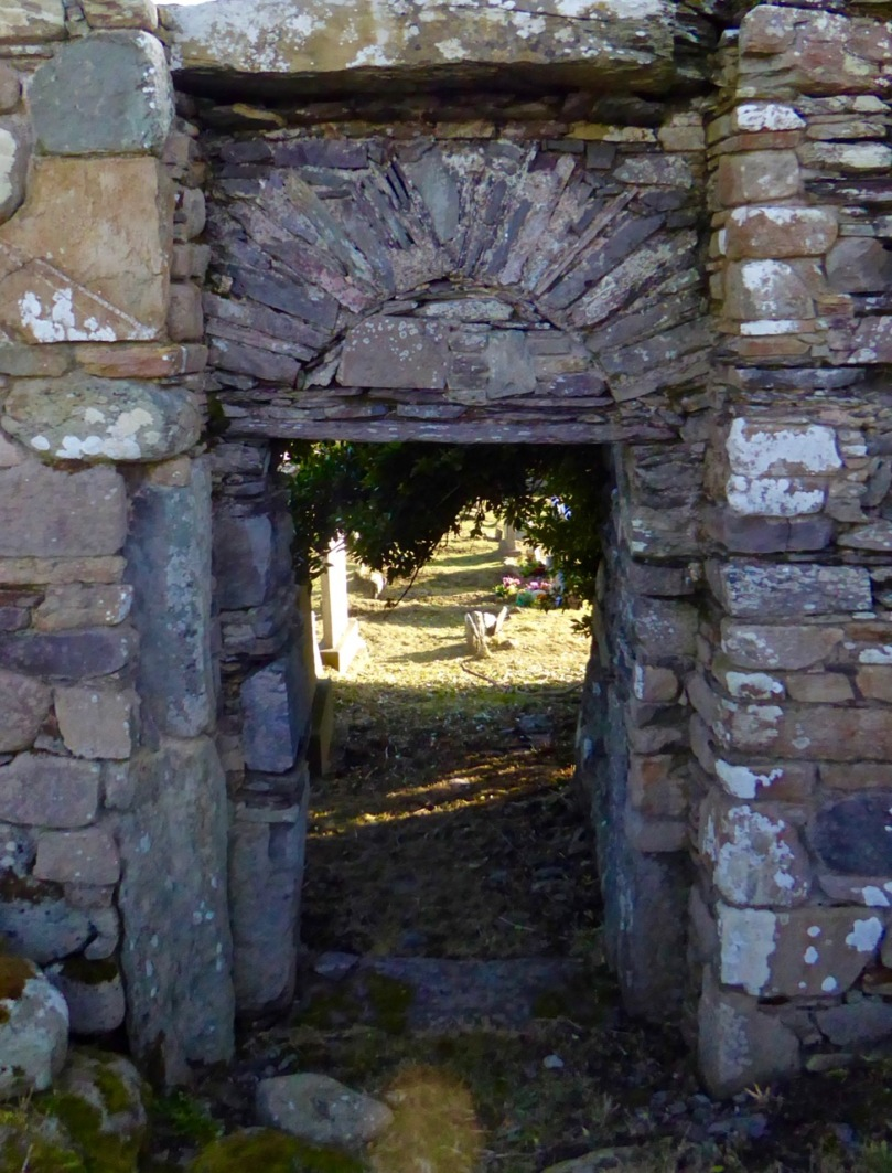 Lissagriffin Doorway