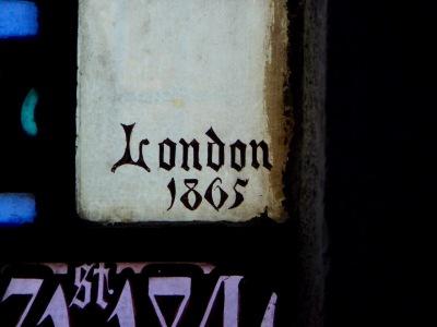 London 1865
