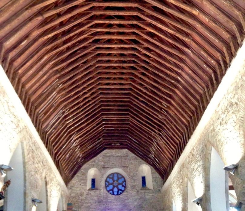 oak roof