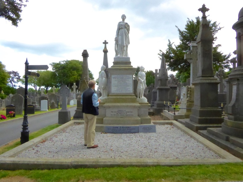 Restored Monument
