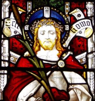 Transept window 1
