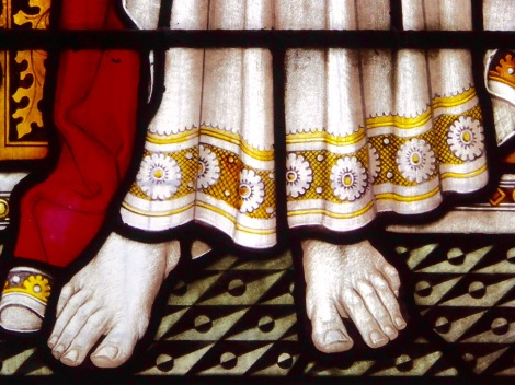 Transept Window 2