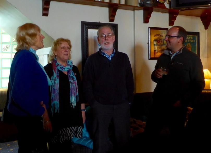 A Cornish Quartet