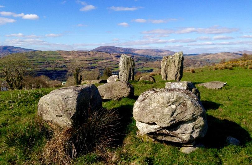 boulder cluster