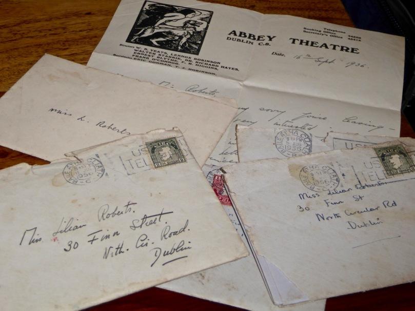 Lilian letters