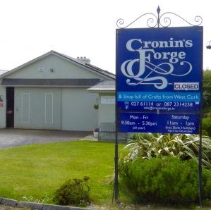Cronin's Forge