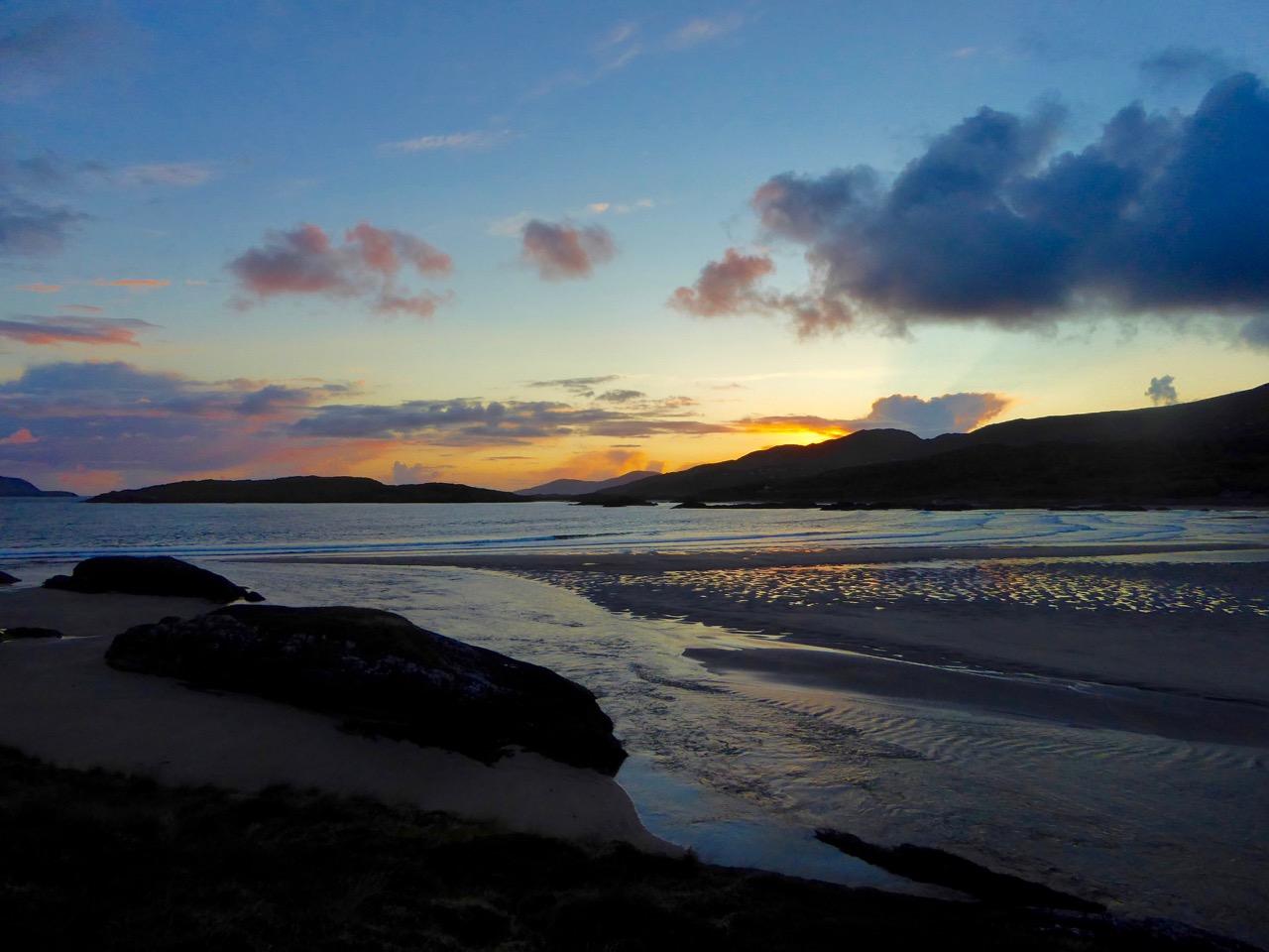 Derrynane Sunset
