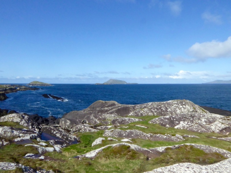 Lamb's Head to Scariff and Deenish Islands