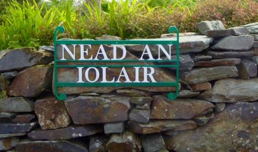 Nead an Iolair