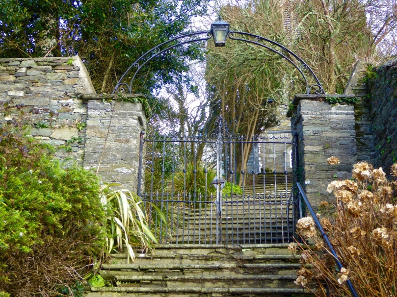 St Barrahane's Church Steps