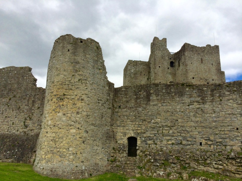 Trim Castle with Keep