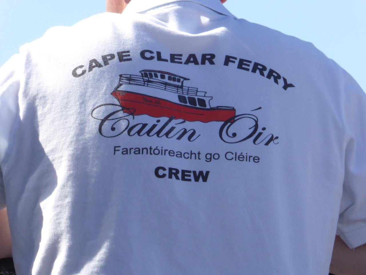 Cape Clear Ferryman