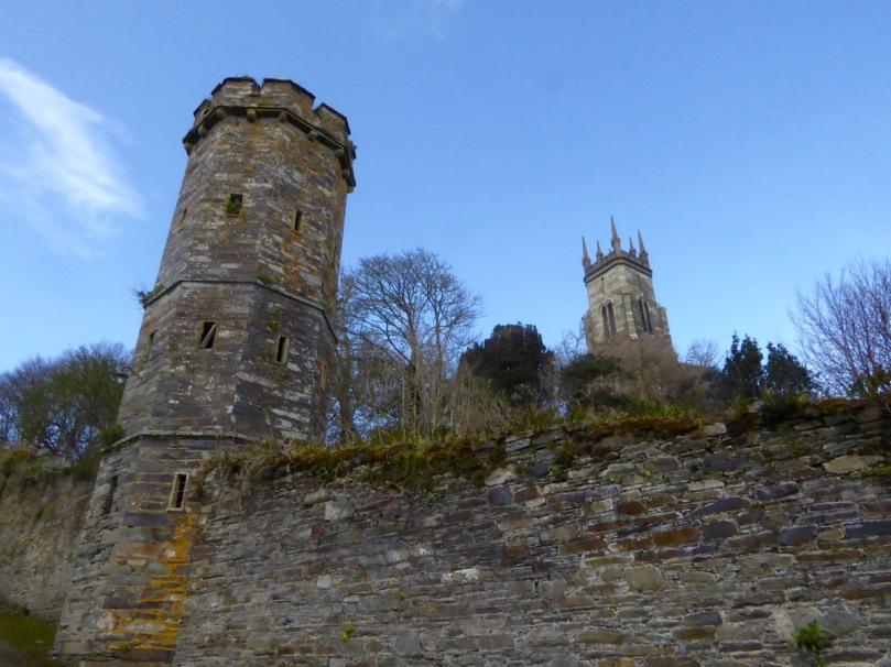Castle Townsend Belvedere turret