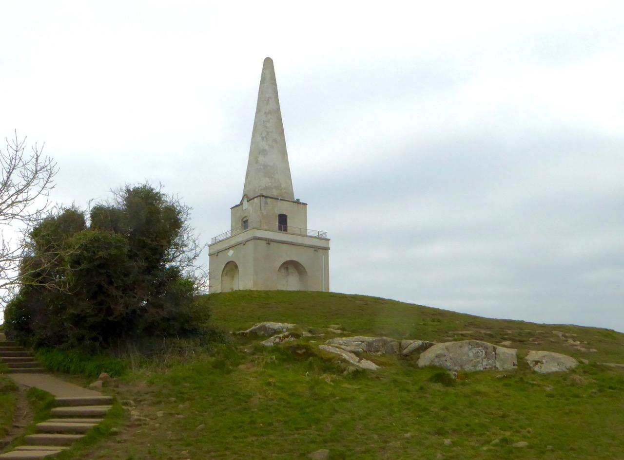 Killiney Hill belvedere
