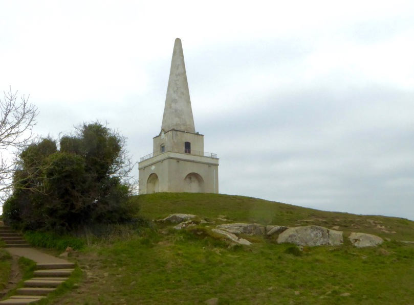 Killiney Hill belvedere