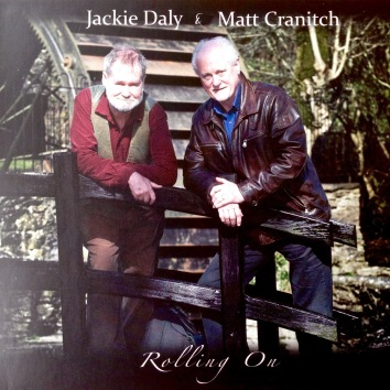 rolling on cd cover