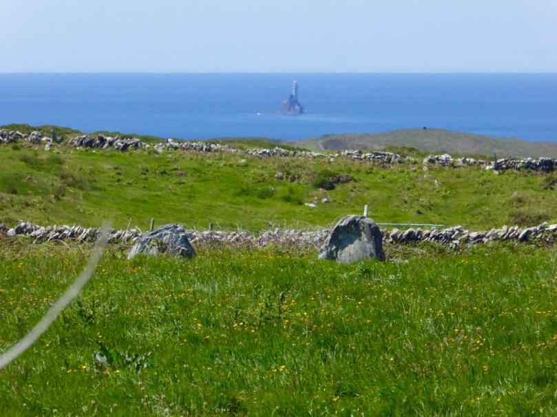 Standing Stones and Fastnet rock