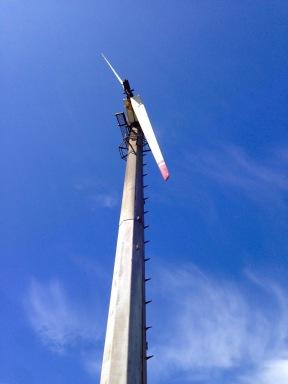 windmill tall
