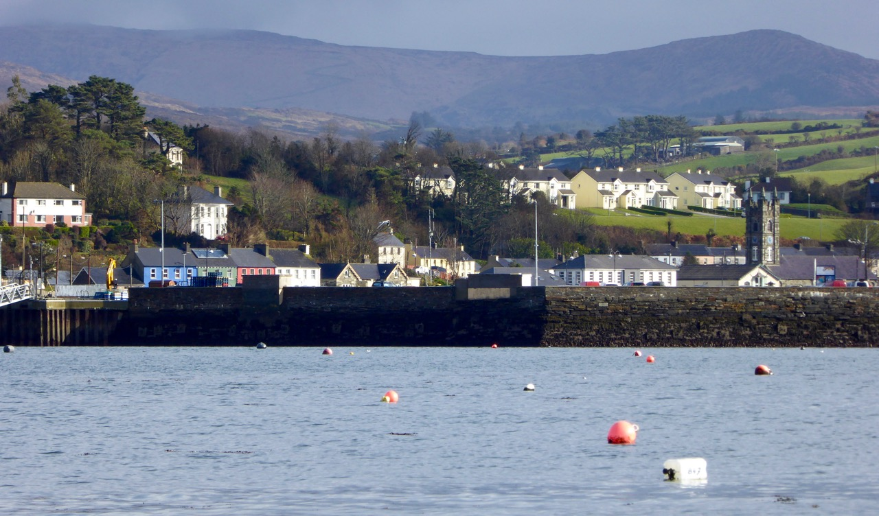Bantry from the water
