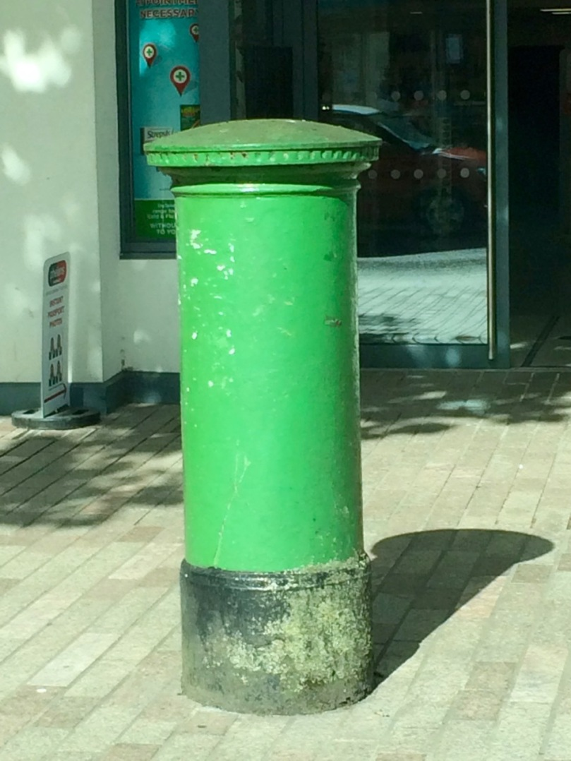 Cork Post box