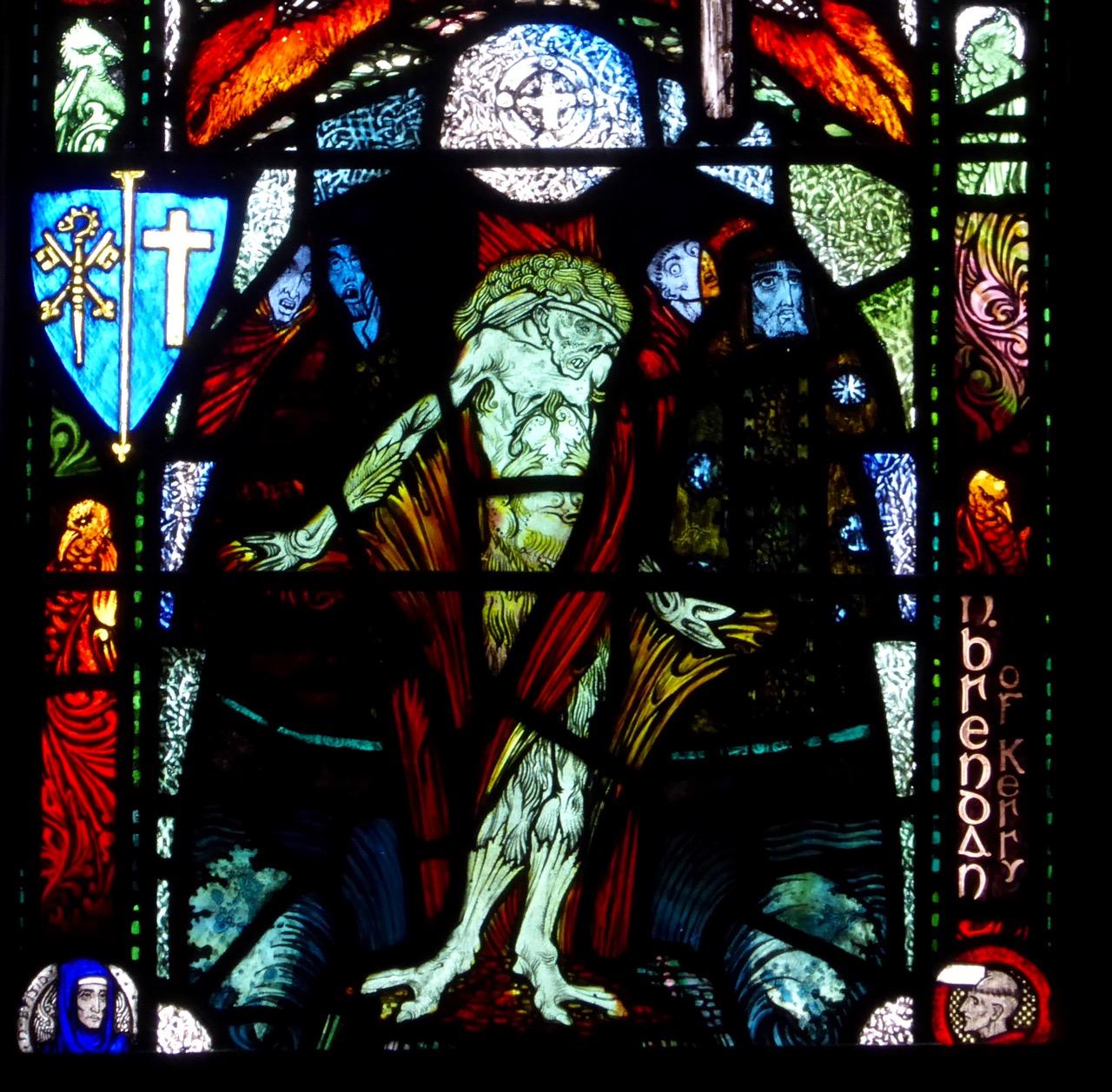 Honan Brendan and Judas