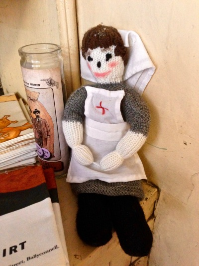 knitted nurse