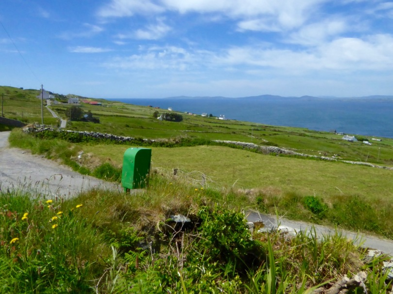 Most scenic postbox
