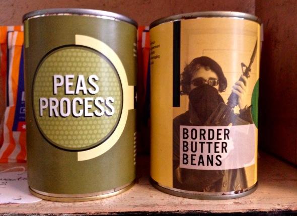 Peas + Beans