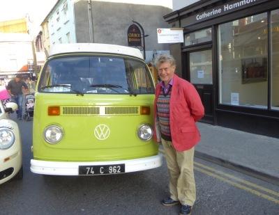 Robert and Van