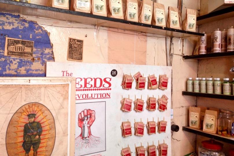 Seed rack