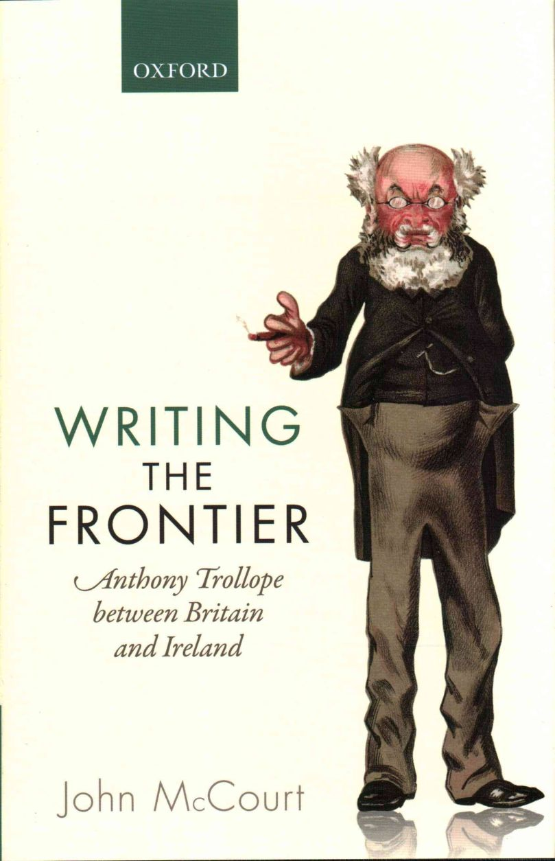 Trollope Book Cover