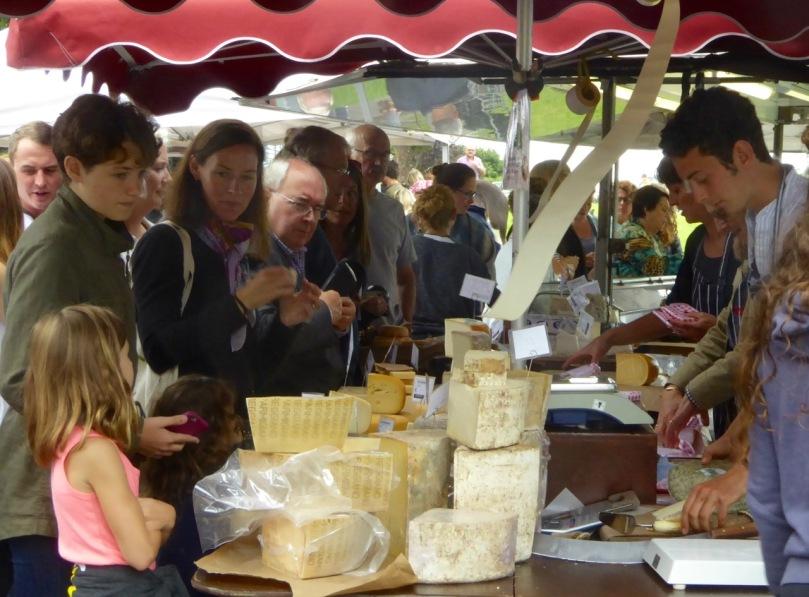 Cheese Queue