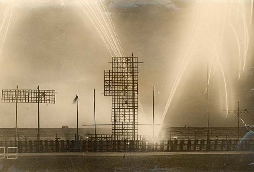 Fireworks_at_the_First_Tailteann_Games_August_15,_1924