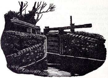 lock gates